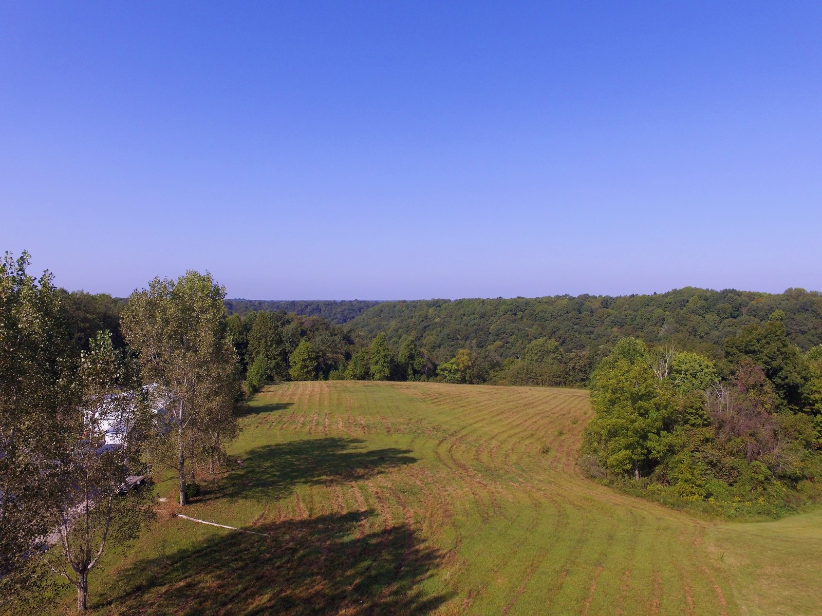 CLEARED & WOODED ACREAGE - UTILITIES AVAIL. - LIBERTY, KY.
