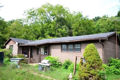 Brick home near New River in Austinville, VA