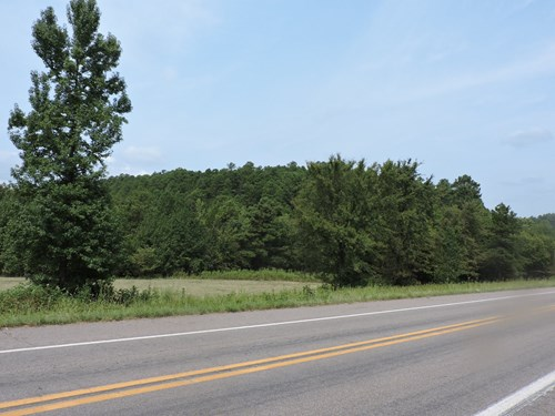 12.21 acres m/l, with a Mountain top view. Borders N.F.