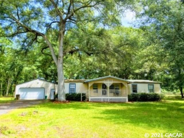QUIET COUNTRY LIVING IN GAINESVILLE FLORIDA!