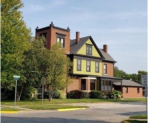 Historic Albia Home For Sale