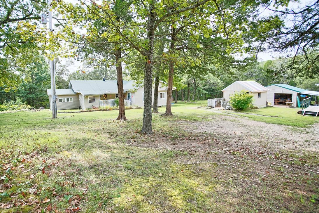 Ozark County Hobby Farm for Sale, 36 Acres with 3 Bedrooms