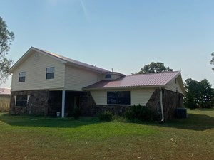 COUNTRY HOME FOR SALE- RED OAK, OKLAHOMA- LATIMER CO. OK