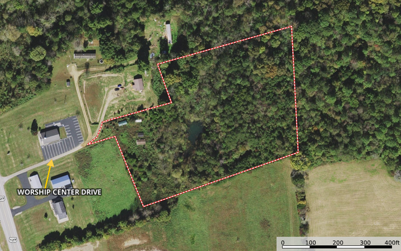6.9+/- ACRES - 3 OUTBUILDINGS - PERSONAL PROPERTY