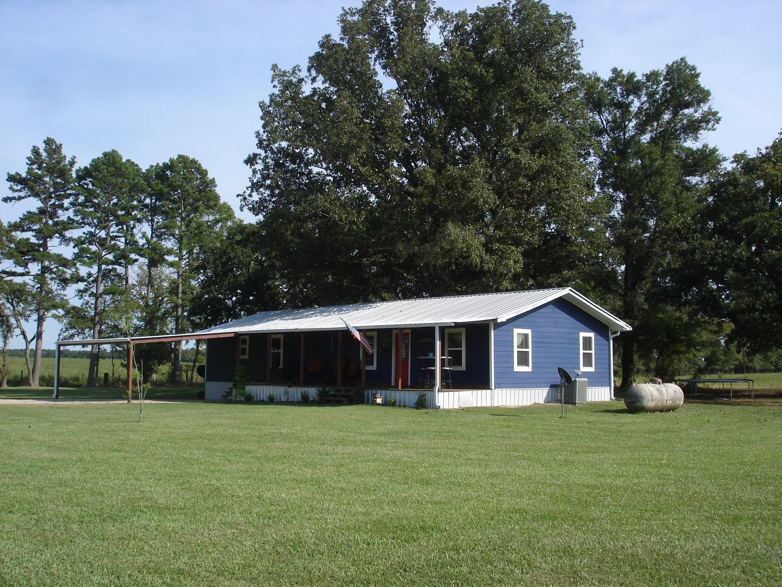 Country Home For Sale Detroit Texas Red River County