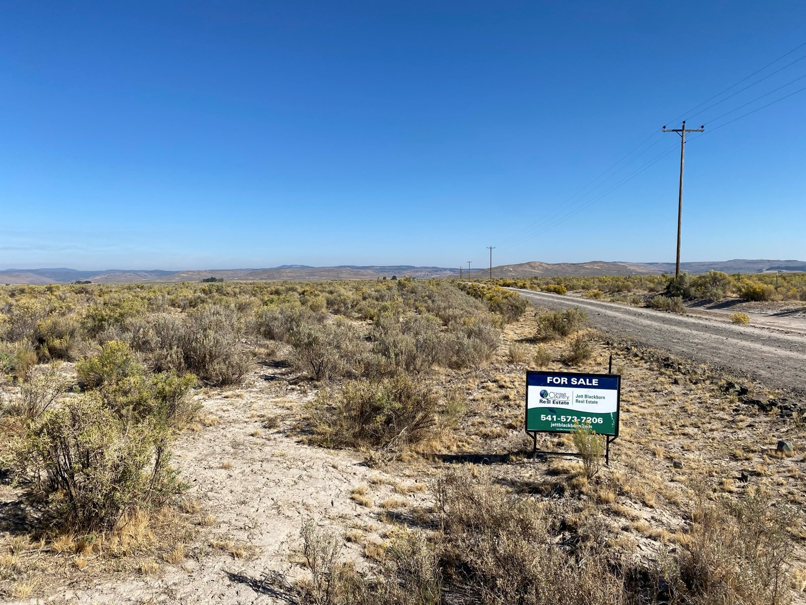 80 acres off Hwy 20 E on Penny Road