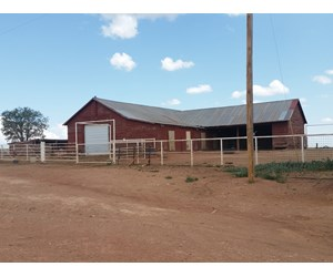 Storage Building on HWY 54/70