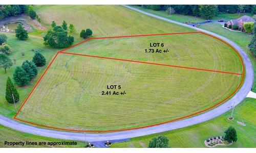 2.41 +/- Acres Building Lot near Dale Hollow Lake