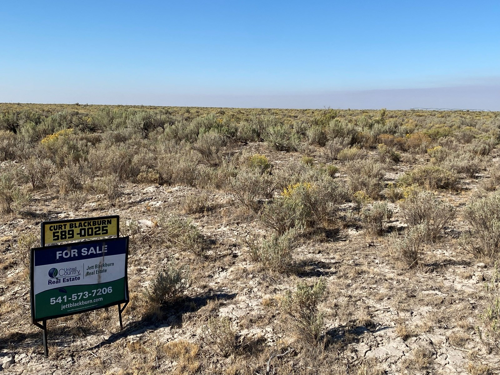 80 acres off Hwy 20 E on Penny Lane