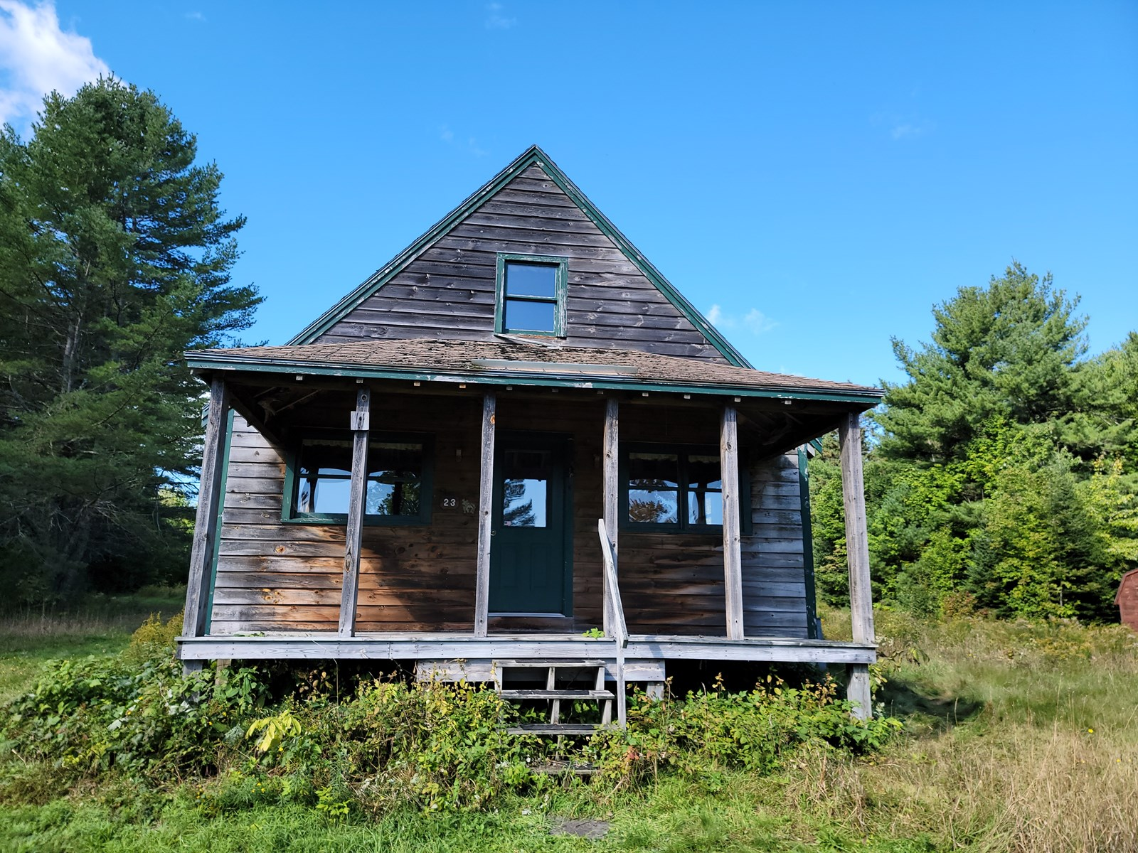 Camp in Glenwood Plantation