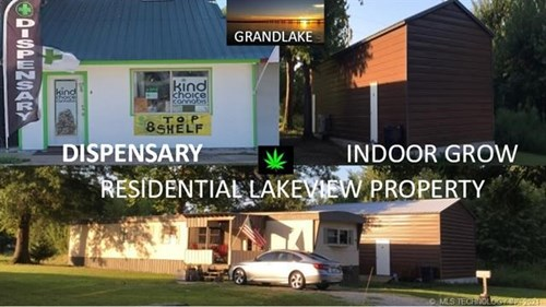 Only Dispensary in Town!!