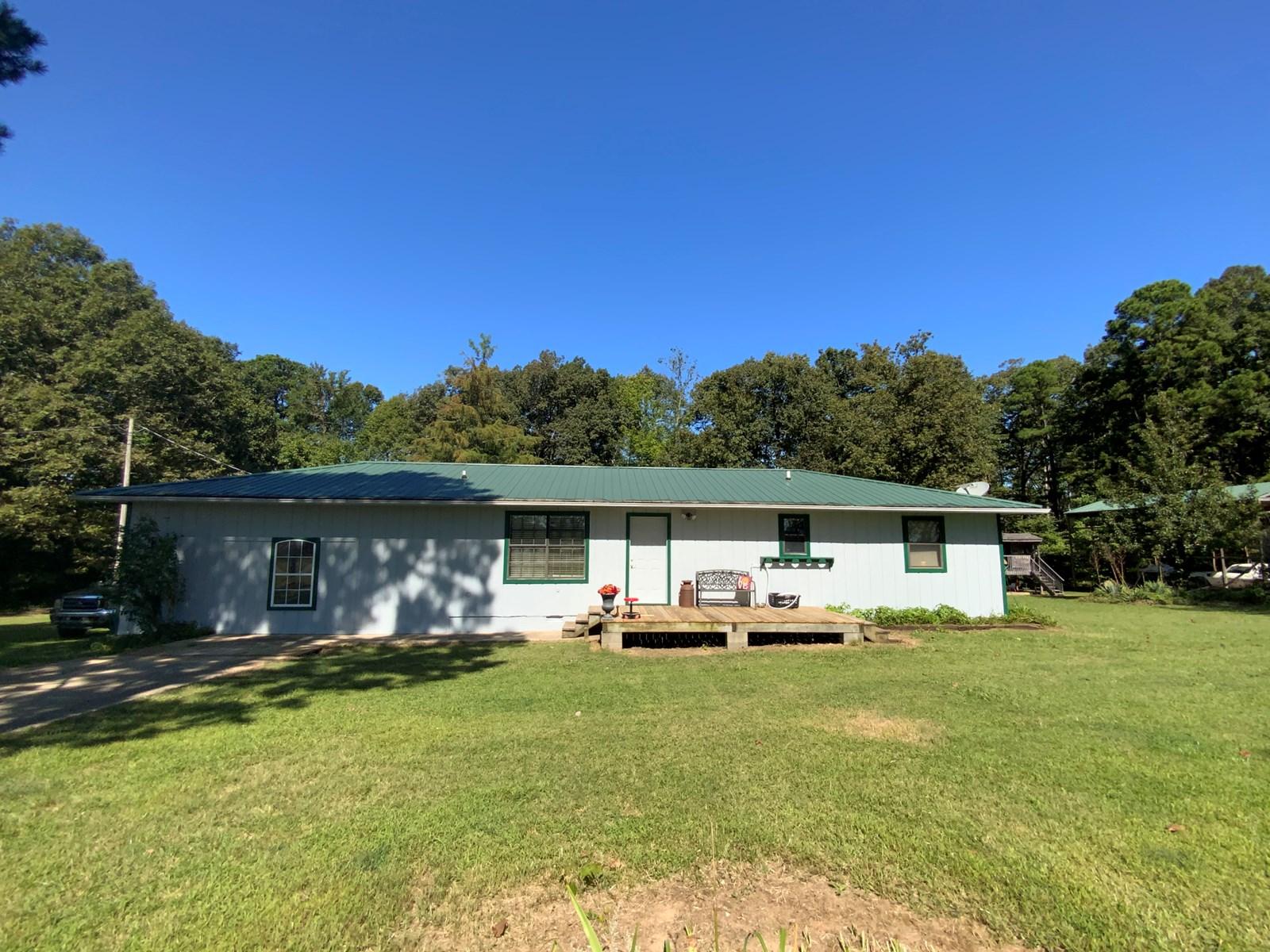 Arkansas Country Home for Sale Near Dennard Arkansas