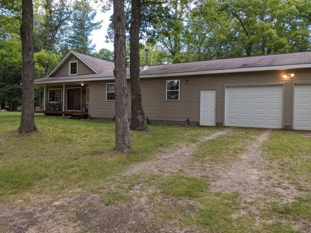 House for sale on Canada Creek Ranch Atlanta MI