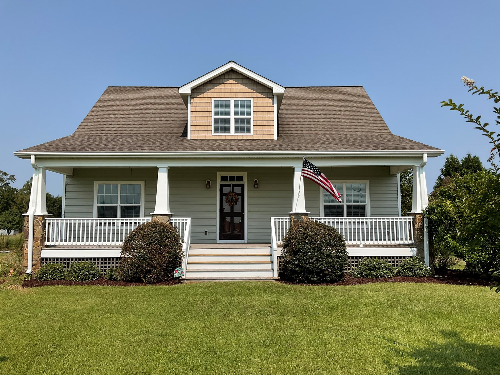 Country Home for Sale in Washington County, North Carolina
