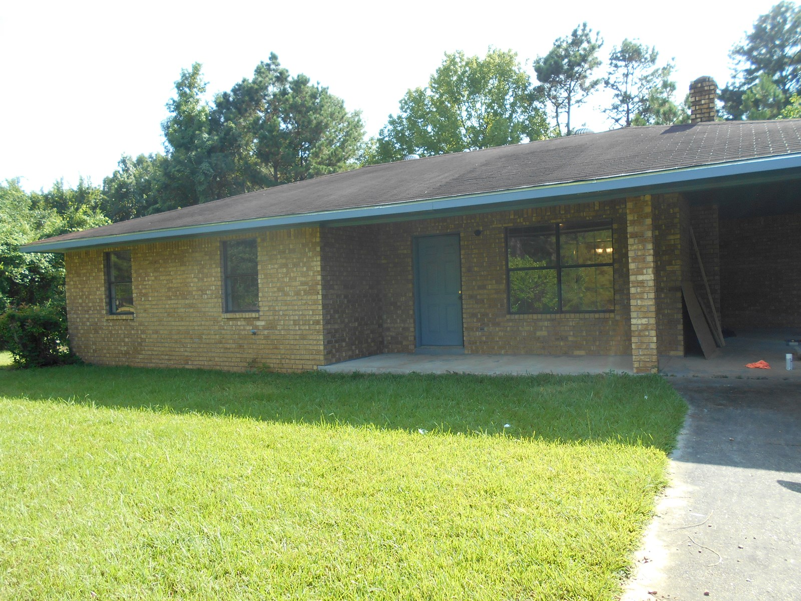 Country Home For Sale Franklin County McCall Creek MS