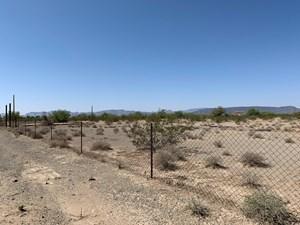 ARIZONA DESERT HOMESITE 2 ACRES LAPAZ COUNTY SALOME AZ