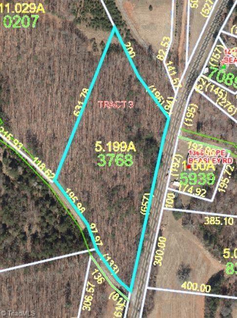 Land For Sale Hope Beasley Road Sandy Ridge NC 27046