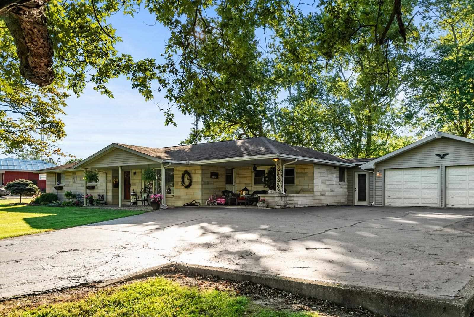 Home for Sale Modoc, Indiana