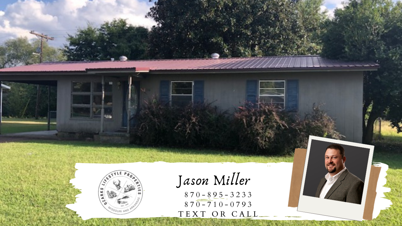Great Investment Opportunity in Salem, AR For Sale
