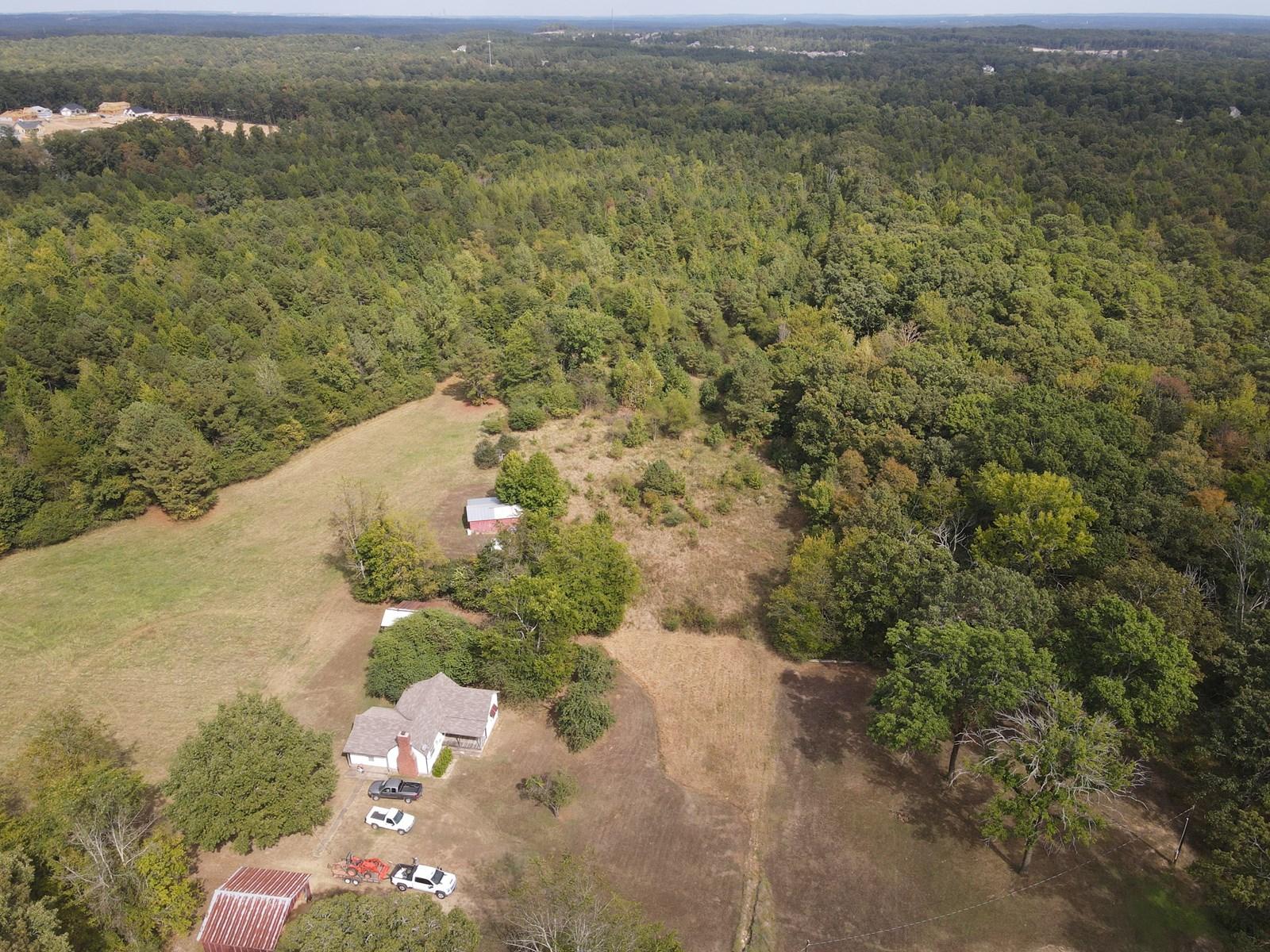 Development Land in Saline County Arkansas