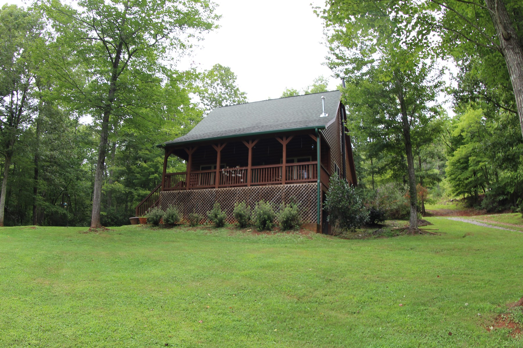 HOME  WITH 149.6 ACRES LOCATED IN PATRICK COUNTY, VA