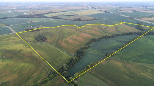 Mahaska County Farmland Auction