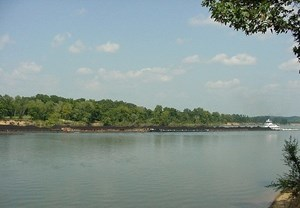TN RIVERFRONT LOT FOR SALE ELECTRIC WATER SEPTIC BOAT RAMP