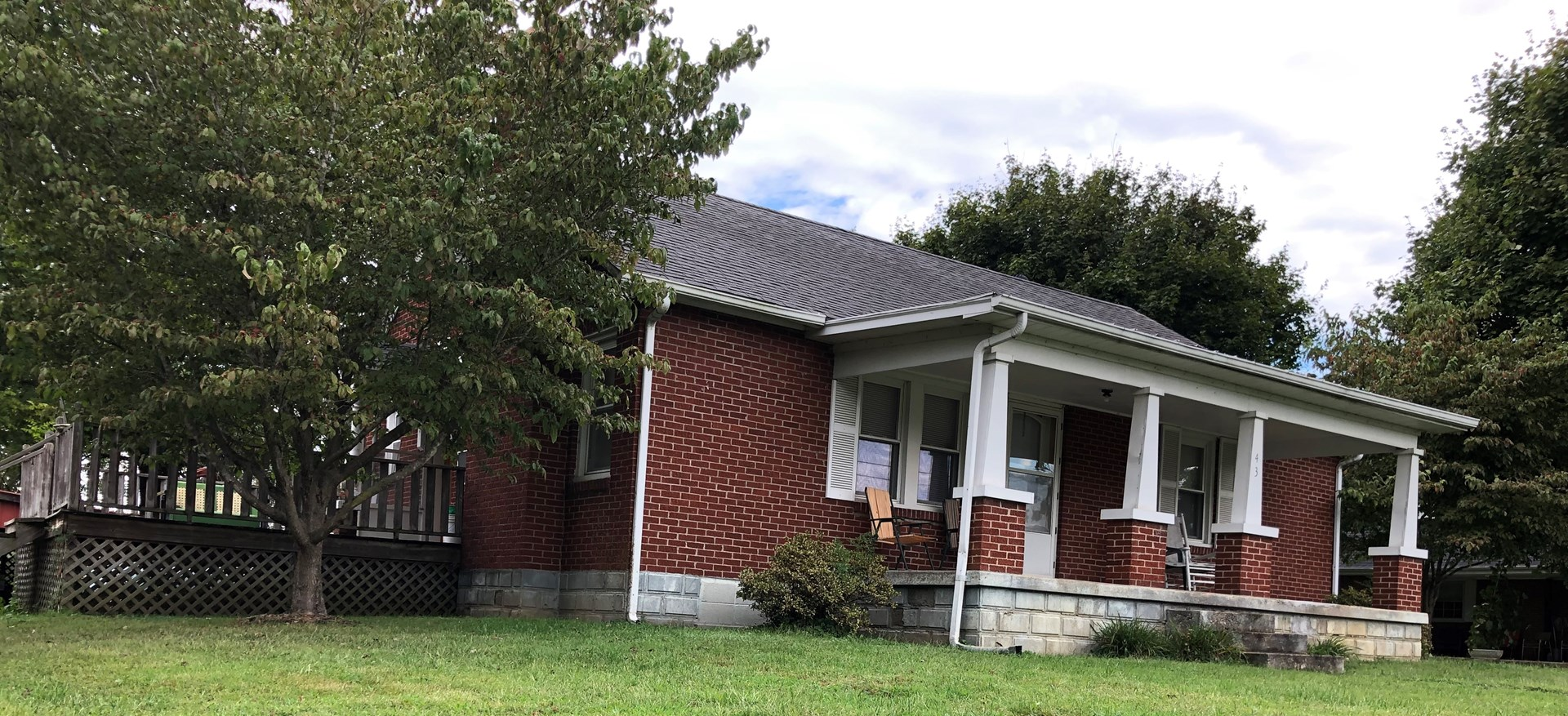 Home for sale in town, in Liberty Kentucky