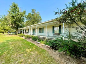 COUNTRY HOME ON ACREAGE FOR SALE IN WHITE COUNTY, AR