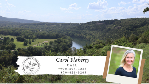Riverfront Lot on White River For Sale