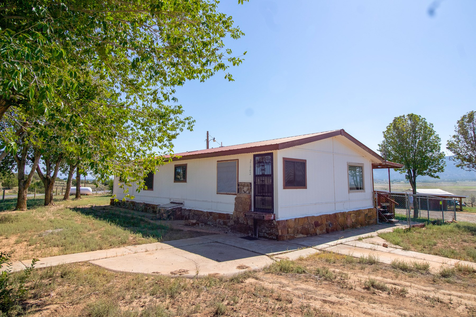 Country Home With Mountain views in Cortez, CO For Sale!