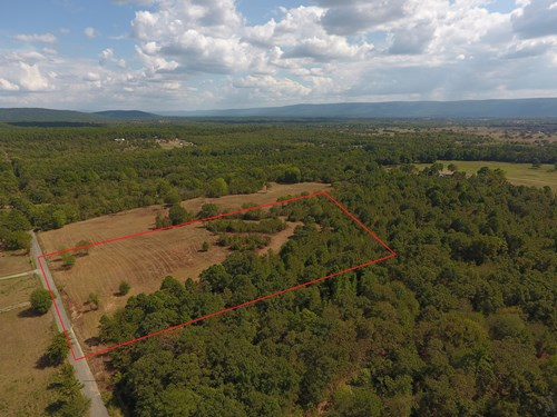 5 Acres - Cabin Site - All Utilities - National Forest Area