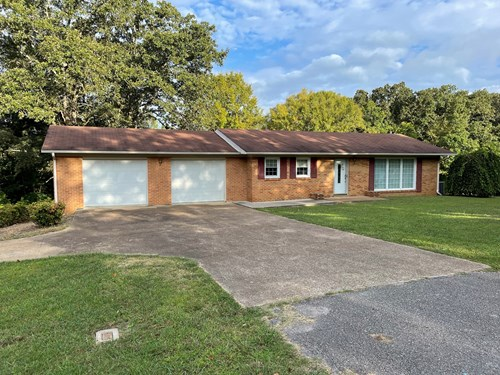 CAMDEN TENNESSEE HOME FOR SALE, WEST TENNESSEE HOME FOR SALE