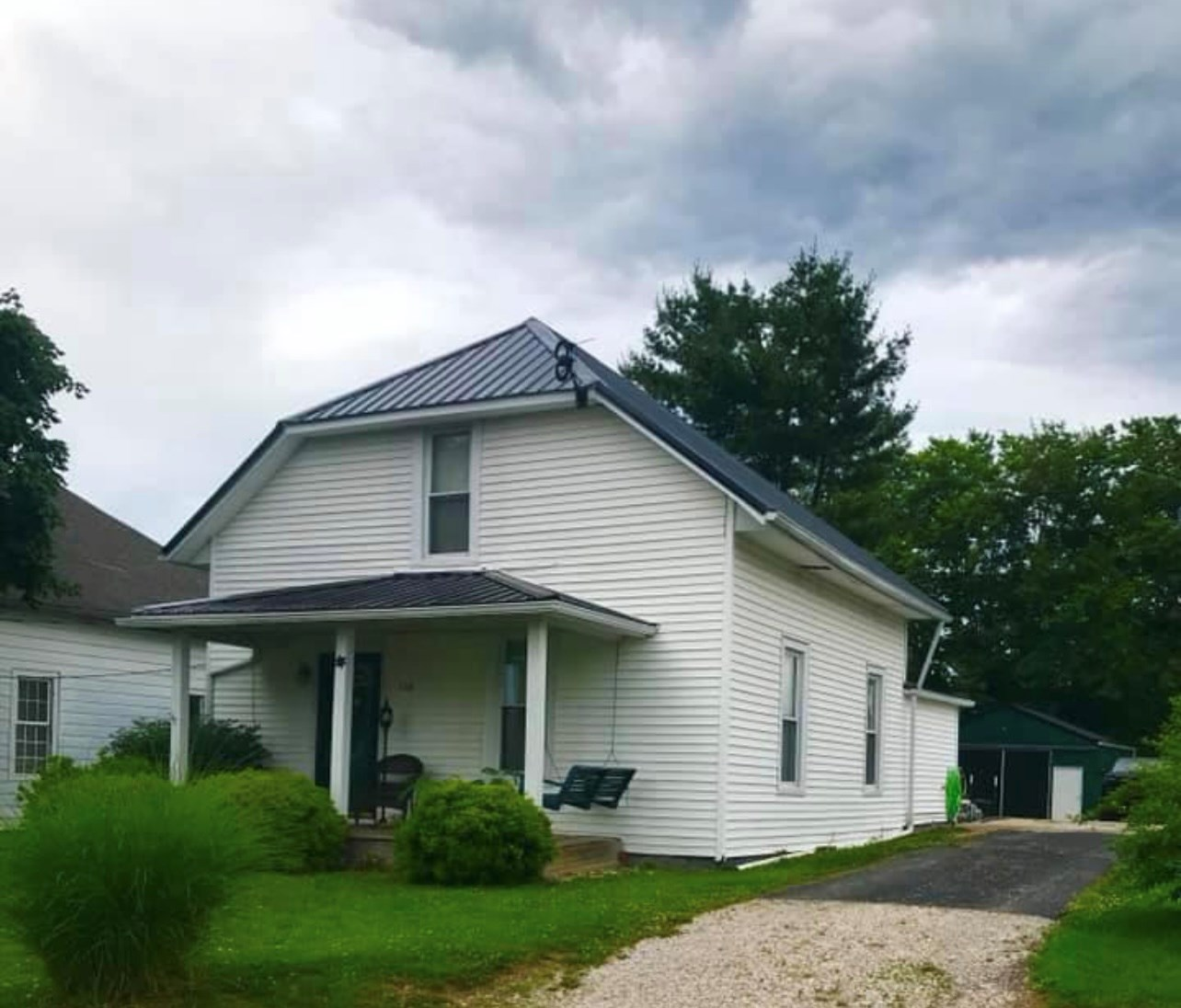 Home with Detached Garage for sale, Owingsville, Ky