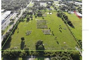 56 platted residential lots in Arcadia, FL