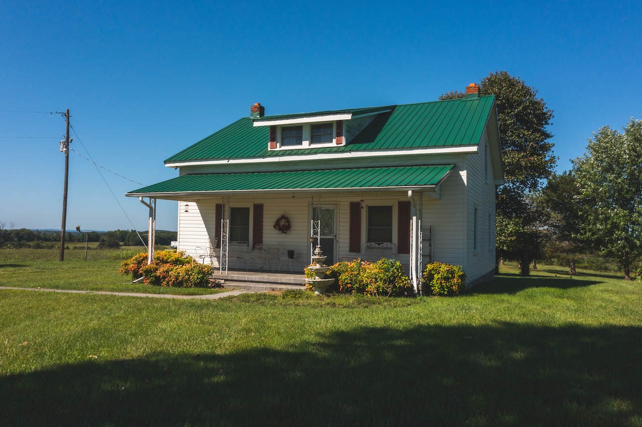 Farm for Sale in Gladys VA at Auction!