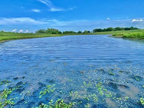 Haskell OK 60 Acres, Home, Barns, Ponds, Hunting, Livestock