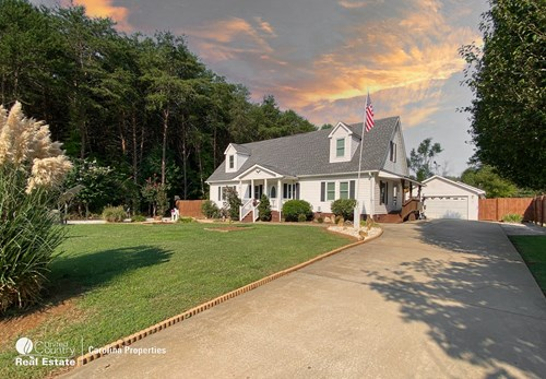 Country Home For Sale with Shop and Pool in Salisbury NC
