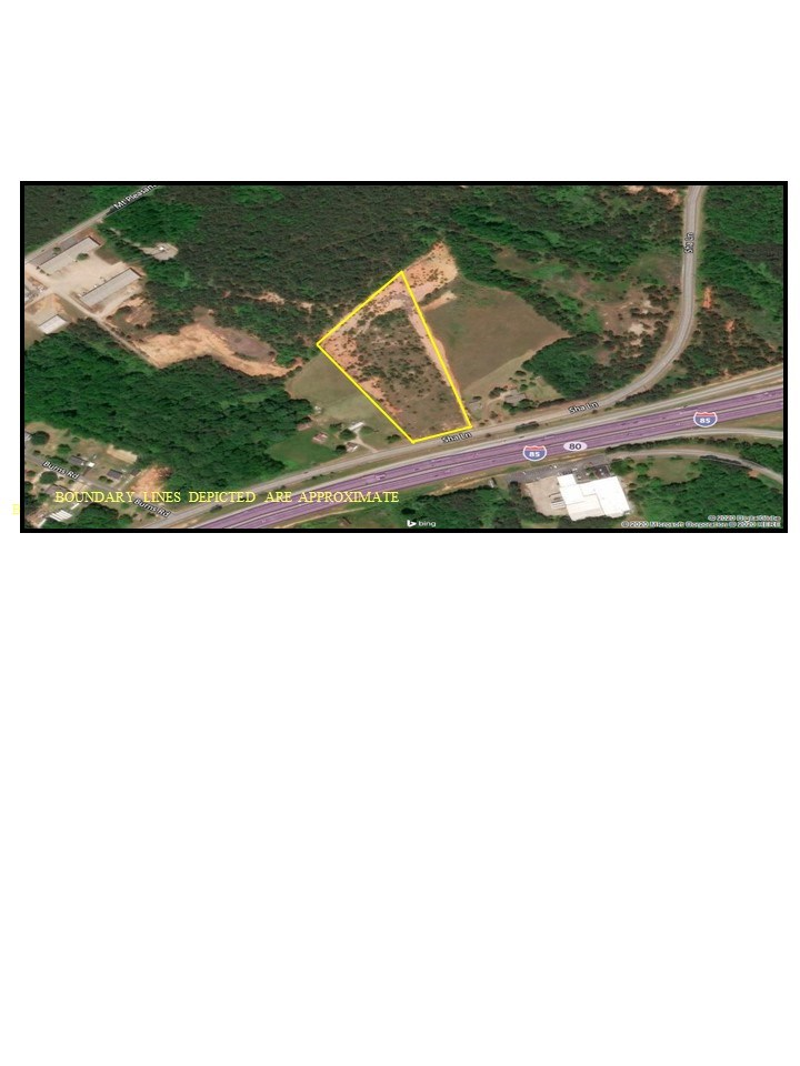 Commercial Land Interstate 85 Frontage Road Spartanburg, SC