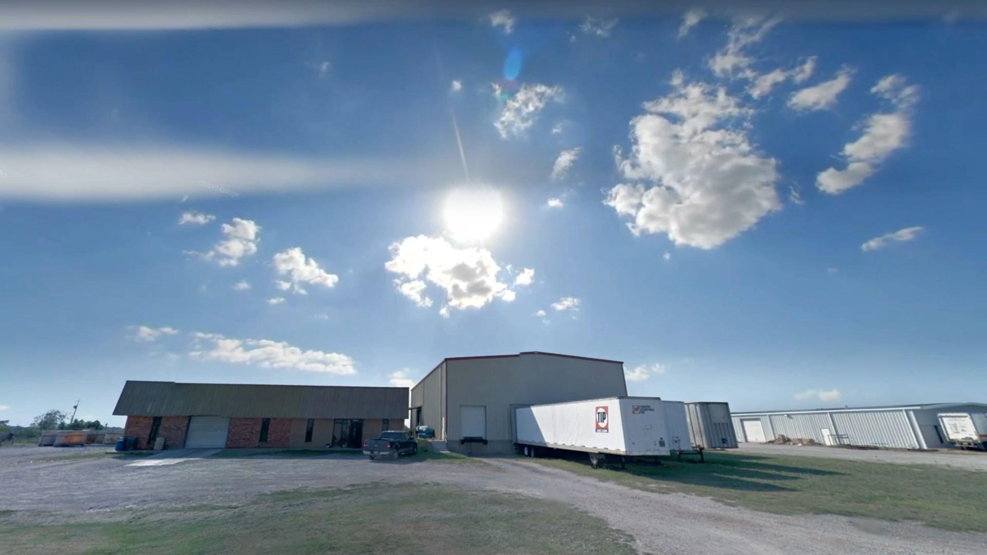 Cannabis Warehouse Storage Industrial Minutes to OKC
