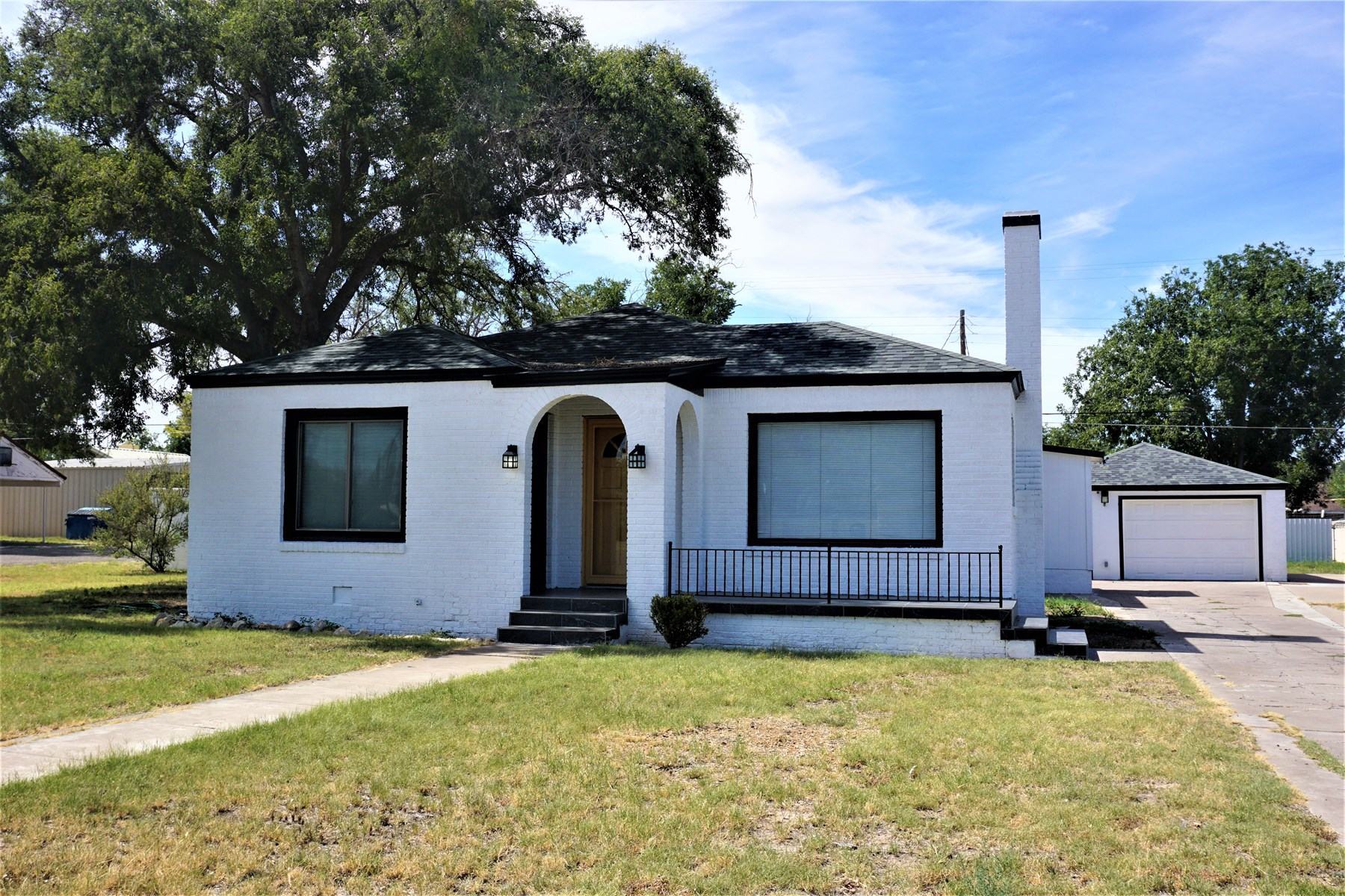 Fort Stockton House For Sale 601 N Colpitts Pecos Co.