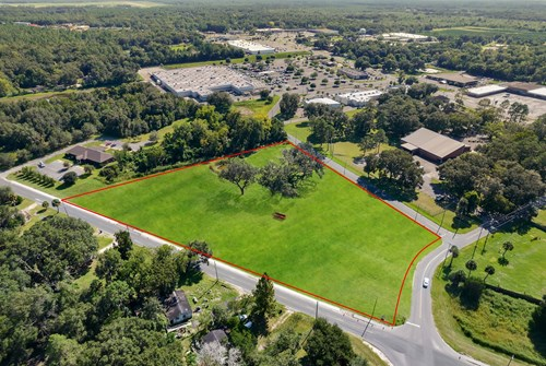 COMMERCIAL LAND IN PERRY, FL