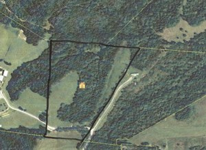 VACANT TENNESSEE LAND FOR SALE - HUNTING