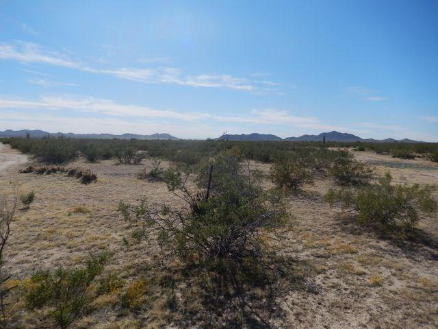 Land For Sale 18 Acres Salome, AZ