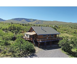 Home, Acreage with Mineral Rights, Irrigation, Barn for Sale