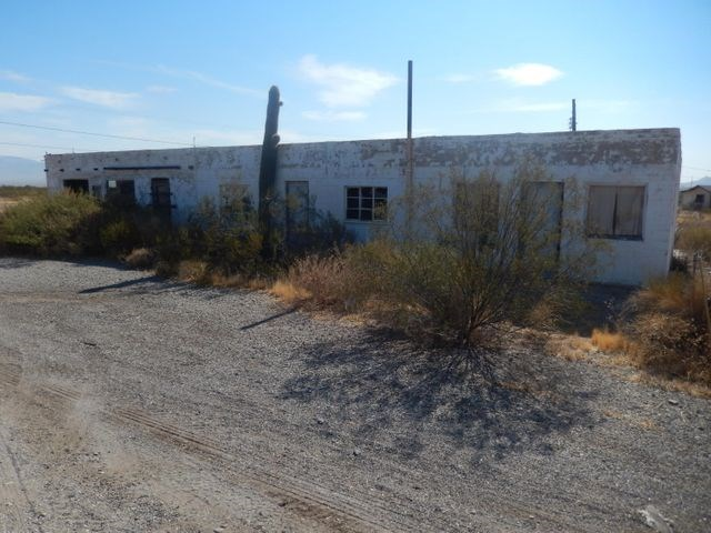 Commercial Lot on Hwy 60 Salome AZ
