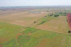 (FARM 3) * AUCTION * CROP & INVEST LAND * KINGFISHER CO, OK