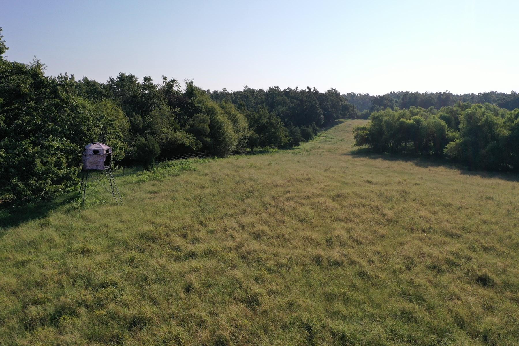 (FARM 8) * AUCTION * FARM & HUNTING LAND * KINGFISHER CO, OK