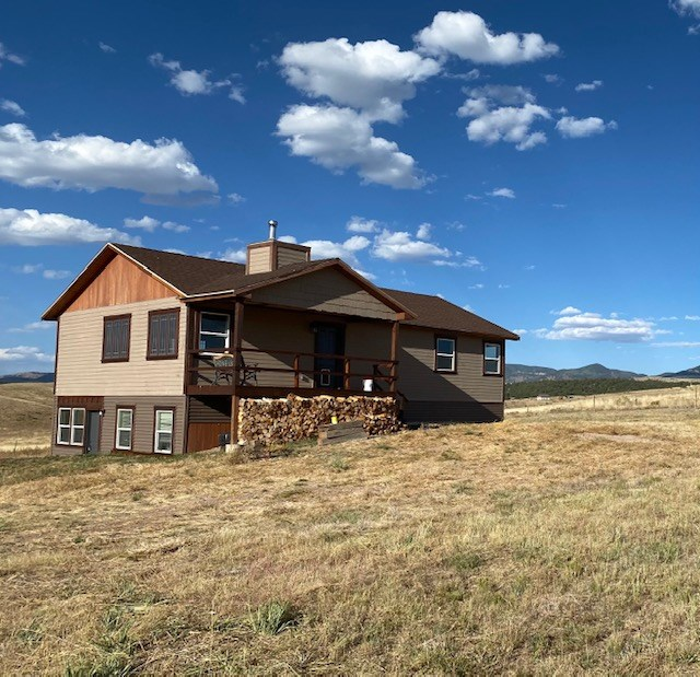 GORGEOUS Home on 35 acres for Sale in Westcliffe, CO