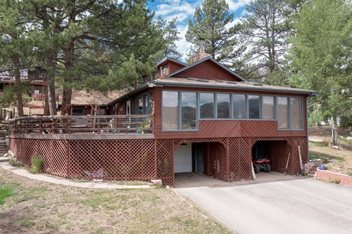 Lake front Home for sale in Colorado